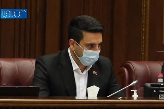 В парламенте создана следственная комиссия по изучению эффективности борьбы с коронавирусом