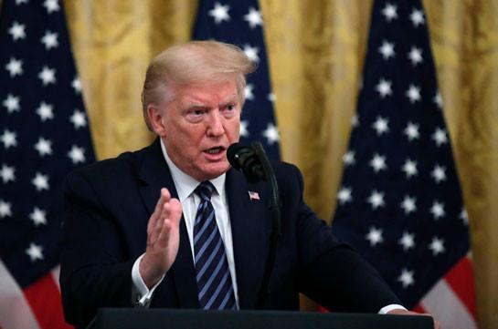 Любое нападение Ирана на США повлечет масштабный ответ. Дональд Трамп