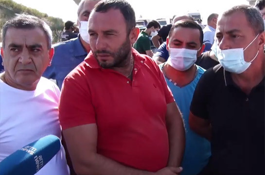 Tense situation in Ararat region, farmers complain of grape harvest purchasing prices