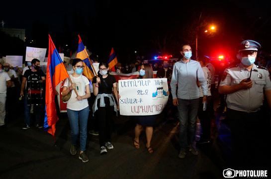 Мы отвергаем Араика Арутюняна и хаос в сферах образования, науки, культуры и спорта – Молодежный союз АРФД