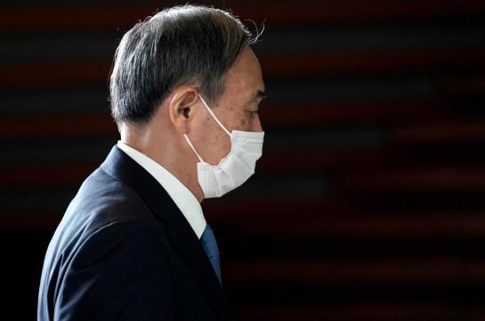 Есихидэ Суга приступил к работе в качестве премьер-министра Японии