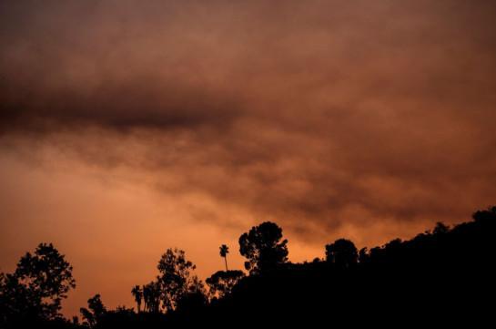 ԱՄՆ-ի անտառային հրդեհներից ծուխը հասնել է Հյուսիսային Եվրոպա