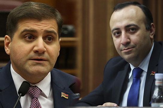Партия Армана Бабаджаняна может стать субподразделением «Светлой Армении» – Карен Симонян