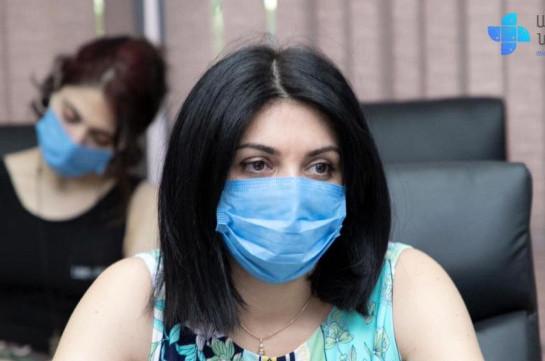Հայաստանում կանխատեսվում է կորոնավիրուսի արագ տարածում. Առողջապահության փոխնախարար