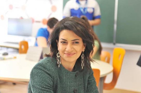 Աննա Հակոբյանը դադարեցնում է «Ժպիտների քաղաք»-ի հոգաբարձուների խորհրդի նախագահի լիազորությունները
