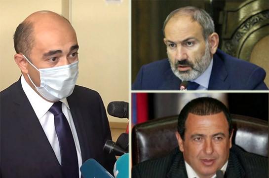 Все это имеет политический подтекст и цель – Эдмон Марукян о дистанционной полемике между Пашиняном и Царукяном