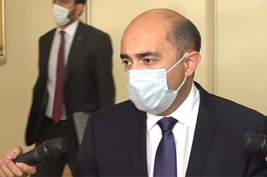 Когда мы решим потребовать отставки премьер-министра, организуем процедуру импичмента в парламенте – Эдмон Марукян