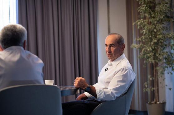 Роберт Кочарян: Отождествлять Карабах с Арменией – это та красная черта, которую нельзя переступать
