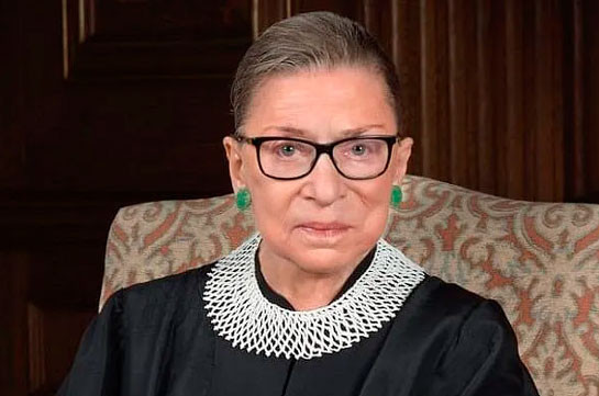 Ruth Bader Ginsburg: US Supreme Court judge dies of cancer, aged 87