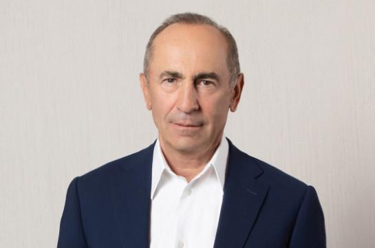 Сообща мы способны преодолеть любые трудности и построить самое организованное, защищенное и современное государство на Южном Кавказе – Роберт Кочарян