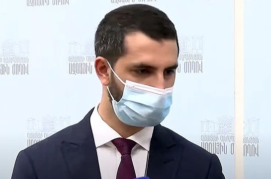 Мы всегда готовы к обсуждениям по карабахскому вопросу и для этого необходимо несколько обстоятельств – Рубен Рубинян