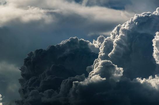 Սպասվում է կարճատև անձրև և ամպրոպ, քամու ուժգնացում