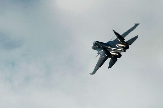 Su-30 fighter crashes in Russia's Tver Region, crew ejects
