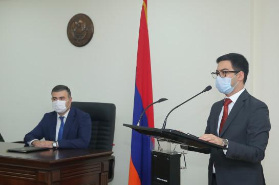Խնդրում եմ հատուկ ուշադրություն դարձնել անհիմն դրվող արգելանքներին. Ռուստամ Բադասյանը՝ ԴԱՀԿ-ում