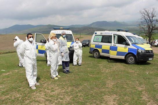 Coronavirus: Georgia Reports 24th Death, 227 New Cases