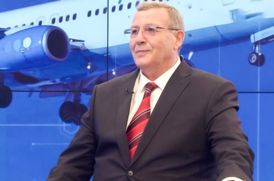Russia's carrier Aeroflot offers huge price for flights from Yerevan due to inactivity of Armenian aviation authorities: ex-consultant
