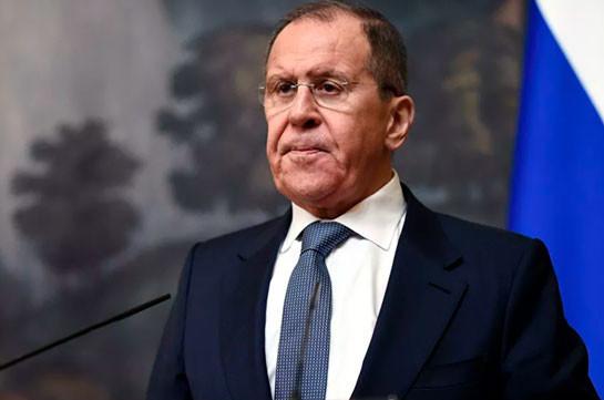 Что сказал Лавров об урегулировании нагорно-карабахского конфликта во время встречи с председателем парламента Азербайджана