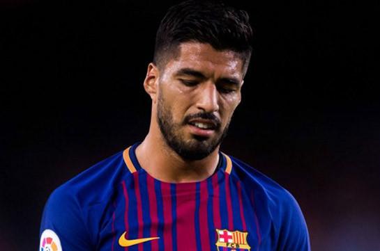 Суарес официально перешёл из «Барселоны» в «Атлетико»