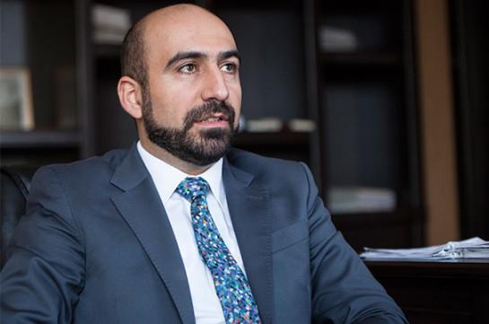 На данном этапе нецелесообразно, чтобы государство приняло в дар имущество Манвела Григоряна – Нарек Бабаян