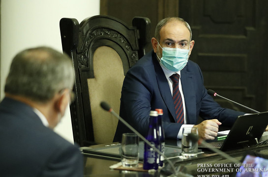 Armenia's PM offers Azerbaijan not follow path of revelation of confidential information