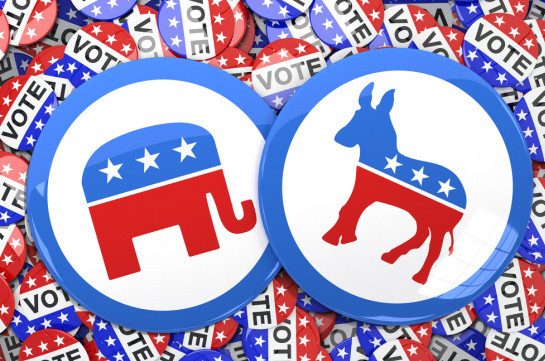 Race for White House is two party deal: Either Republicans or Democrats