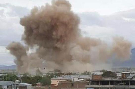 Աֆղանստանի հյուսիսում ականի պայթյունի հետևանքով զոհվել է խաղաղ երկու բնակիչ