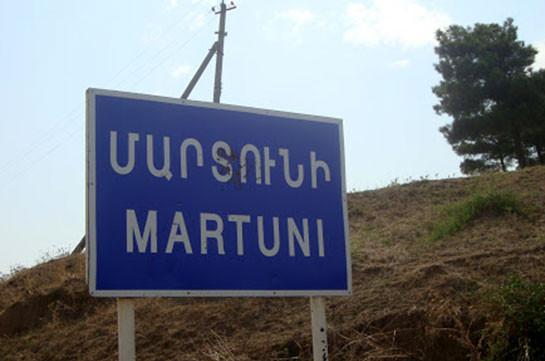 В Мартунинском районе погибли два человека – женщина и ребенок, есть также раненые