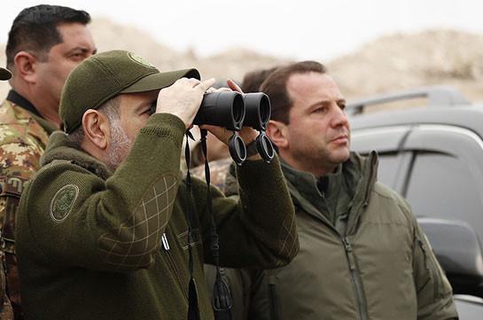 Правительство Армении намерено объявить в стране военное положение