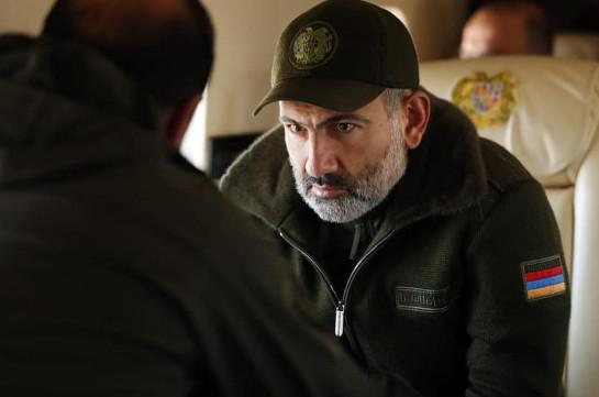 Агрессия Азербайджана была заранее спланирована – Никол Пашинян