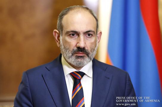 Armenian people ready for war: Armenia's PM addresses Armenians