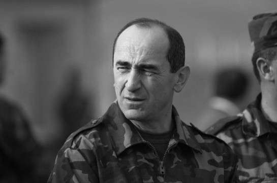 Today is not the time to speak about the reason of such arrogance of the enemy, our duty is to defend the homeland: Robert Kocharyan