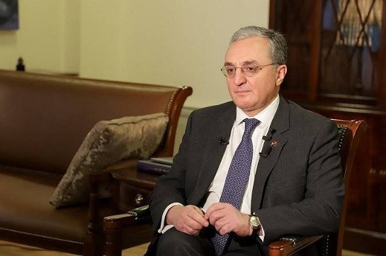 Armenia's FM: We are prepared for compromise but this massive escalation brings in a new situation