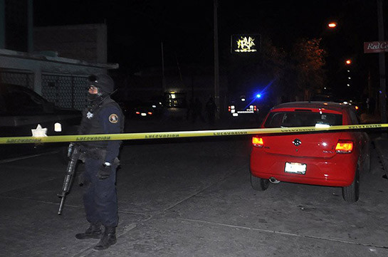 Жертвами стрельбы в ночном клубе в Мексике стали 11 человек