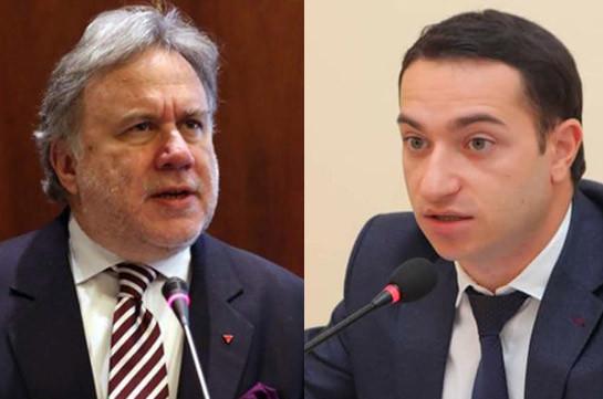 Azerbaijan should immediately stop its aggressive policy: ex-FM of Greece
