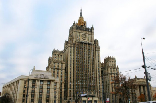 Russia's MFA does not comment on engagement of Syria's mercenaries in Nagorno Karabakh conflict