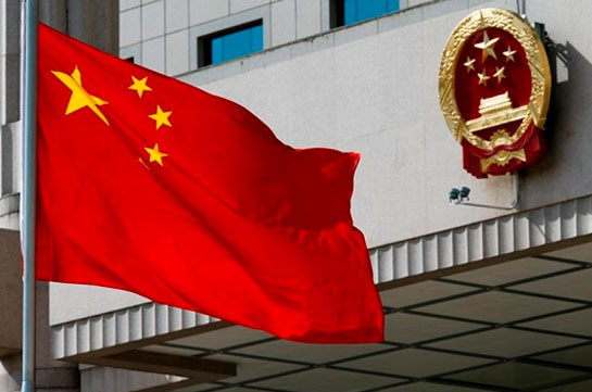 China says hopes Armenia, Azerbaijan resolve differences via talks