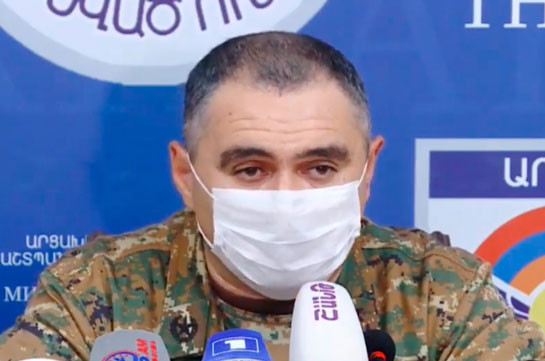 Intense military actions continue in northern, southern and south-eastern directions: Defense Army deputy commander