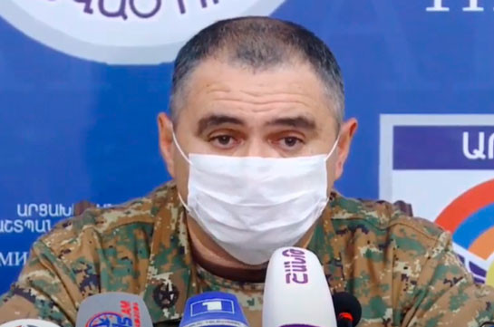 Armenian side has over 200 injured: Defense army deputy commander