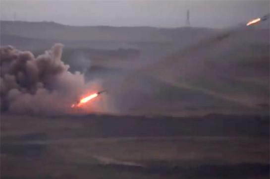 Армянские ВС могут применить виды вооружения большого радиуса поражения – Минобороны Армении