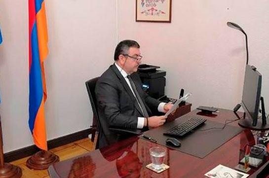 Turkey's unconditional assistance to Azerbaijan promotes destabilization of the situation in CSTO responsibility zone: Armenia's representative to CSTO