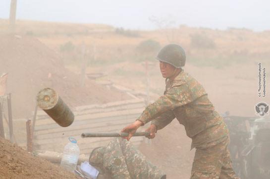 За прошедшие три часа уничтожены еще 12 танков ВС Азербайджана – Минобороны Арцаха (Видео)