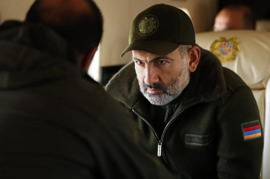 Армения и Арцах дадут соразмерный военно-политический ответ попыткам Азербайджана – Никол Пашинян