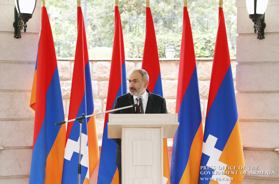Relevant atmosphere necessary for negotiations with Baku: Armenia's PM
