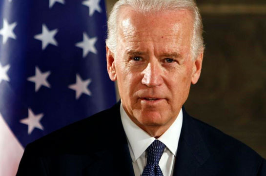 U.S. President's Administration must demand Turkey stay out of this conflict: Joe Biden