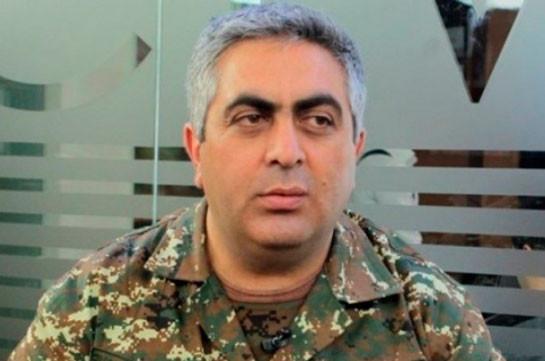 Азербайджан потерял 790 человек, из них 180 в карвачарском направлении – Арцрун Ованнисян