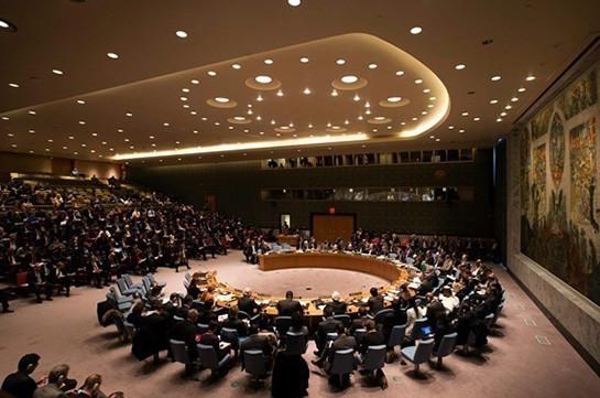 Совбез ООН призвал Армению и Азербайджан к немедленной остановке боевых действий и поддержал центральную роль сопредседателей Минской группы ОБСЕ