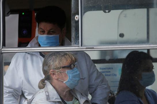Ուկրաինայում մեկ օրում հայտնաբերվել է կորոնավիրուսի ավելի քան 4000 նոր դեպք