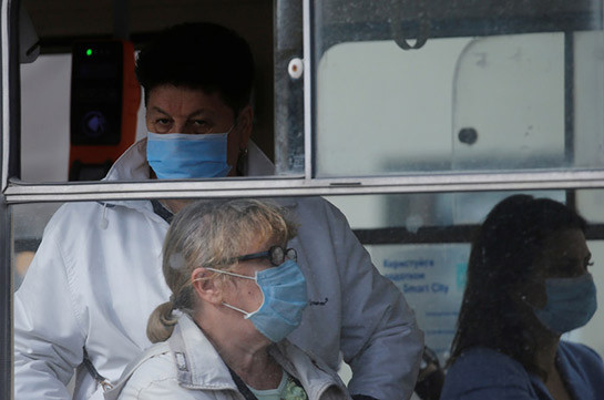 На Украине за сутки выявлено более 4000 новых случаев коронавируса