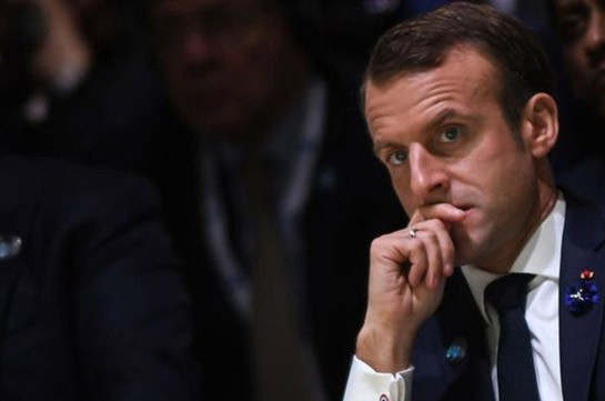 France's President describes Turkey's statements dangerous and inconsiderate