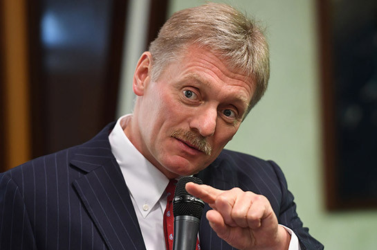 Russia's militaries closely following developments in Nagorno Karabakh: Kremlin spokesperson
